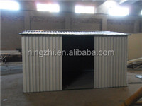 metal garden shed made in China