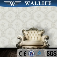 S10505 waterproof home decorative non woven china wallpaper