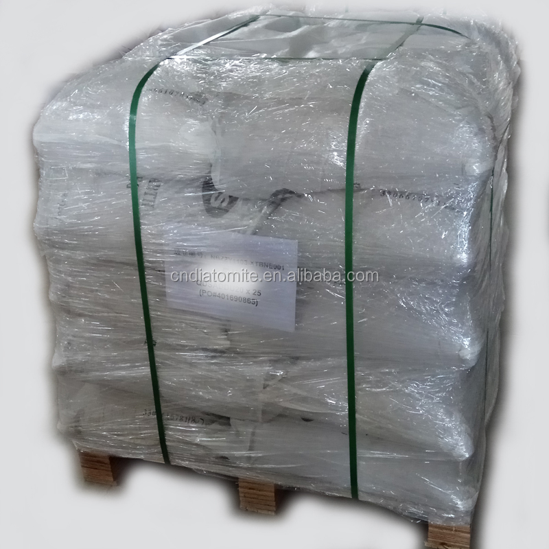 Diatomite Functional Filler/Diatomaceous Earth Functional Additives