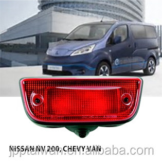 3rd Brake light Camera,170 Degree view angle,480TV Lines,for nissan NV 200,CHEVY for commercial VAN