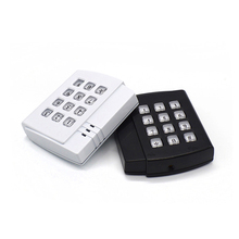 Door access control plastic junction box electronics enclosures with keypad