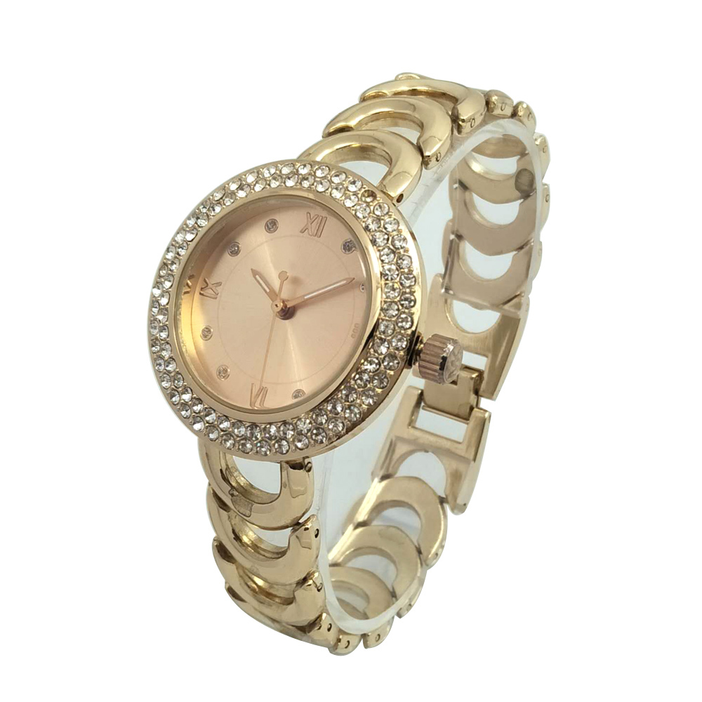 new arrival movement automatic rose gold watch for women