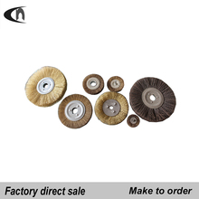 Steel Wire Wheel Brush for Polishing