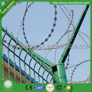 allibaba.com expanded metal razor barbed wire