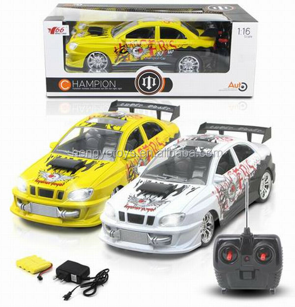 1:16 4CH remote control toy car circuit with light BT-000154