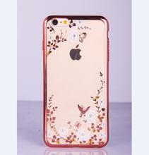 Electroplating Painting TPU Transparent Cell Phone Cover For Iphone X, New Products Mobile Phones Case For Iphone X