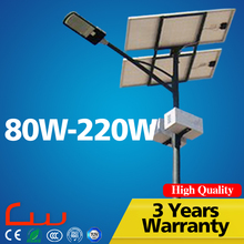 Waterproof IP65 quotation format for solar power street light 80W