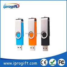 Wholesale customized logo imprinted OTG usb flash drive for mobile phone 1GB 2GB 4GB 8GB