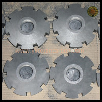 Graphite Rotor and Graphite Impeller