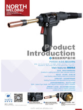 FRONIUS 4000/5000 welding torch for 9 pin connector