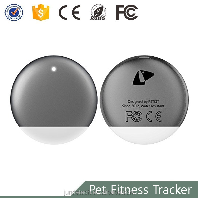 Hot sell High quality health monitor Bluetooth 4.0 digital pet dog pedometer for dog health monitor