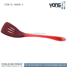 Yongly silicone kitchen utensils silicone fda approved silicone cook slotted turner