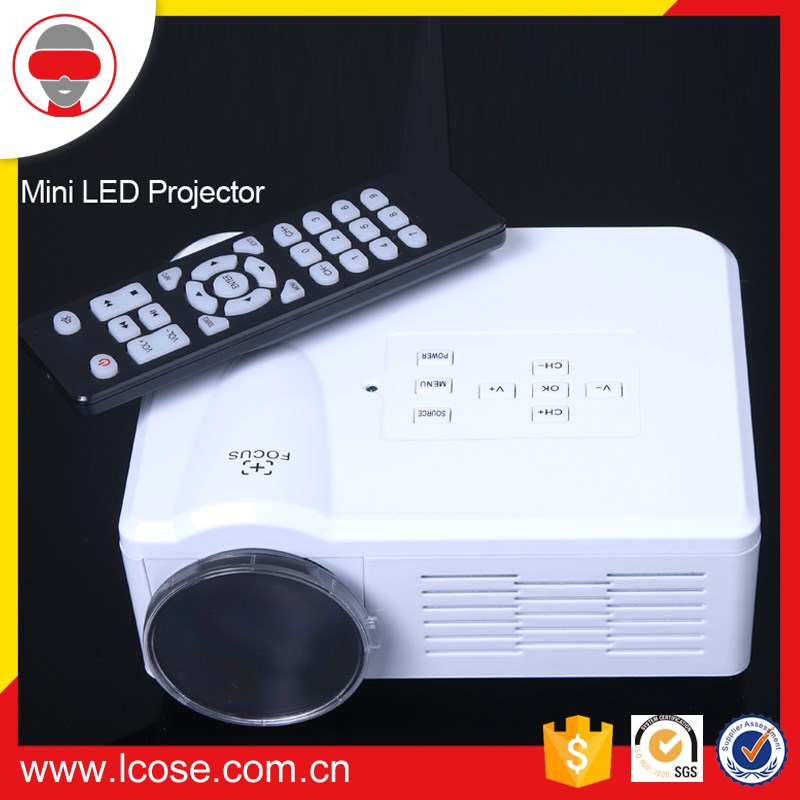 wholesale China Cardboard DIY 3D mini portable projector for android smartphones mobile phone