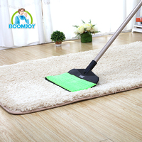 2016 FACTORY ISO CERTIFICATION 360 SWIVEL EASY MAGIC MICROFIBER IRON TELESCOPIC MOP FOR CEILING WINDOW FLOOR FURNITURE DUST