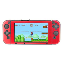 New Arrival Red Aluminum Full Hard Protective Case for Nintendo Switch Console