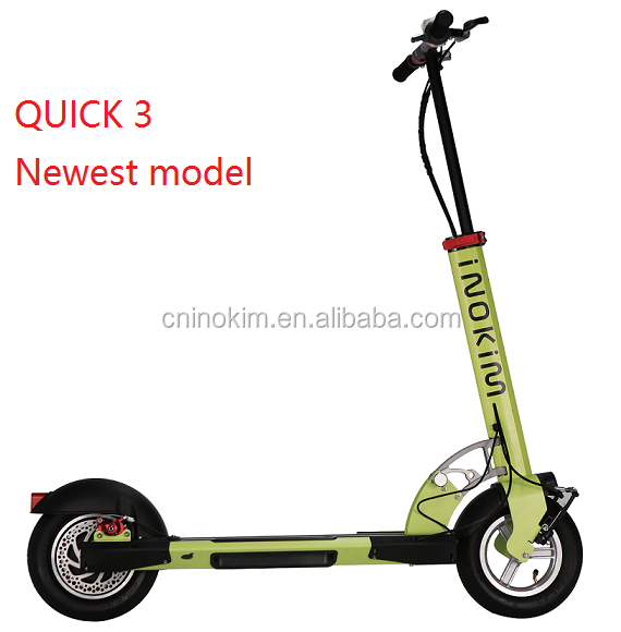 "Strong And Powerful 2 Wheel 10"" Mobility Scooter Electric Scooter Board Factories"