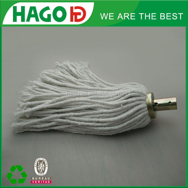 Wenzhou 2016 new cleaning products housekeeping equipment cotton rope floor mop