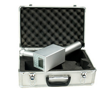 Gamma ray radioactive detector and underground water detection instrument