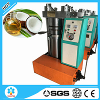 High output oil rate cold pressed virgin coconut oil machine with good reputation