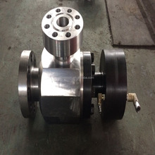 API 16C Choke Valve High Pressure for oil and gas equipment