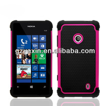 Soft Silicone Rubber Skin Cover for nokia 521,Newest Rubberized Hard Plastic Cover Case for Nokia Lumia 521