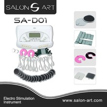 SA-D01 portable electro stimulation machine body slimming ems beauty