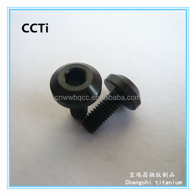 china <strong>manufacturer</strong> <strong>m10</strong> titanium umbrella screw