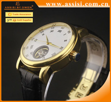 OEM China manufacturer high quality luxury 3 atm waterproof Men's Automatic Watch