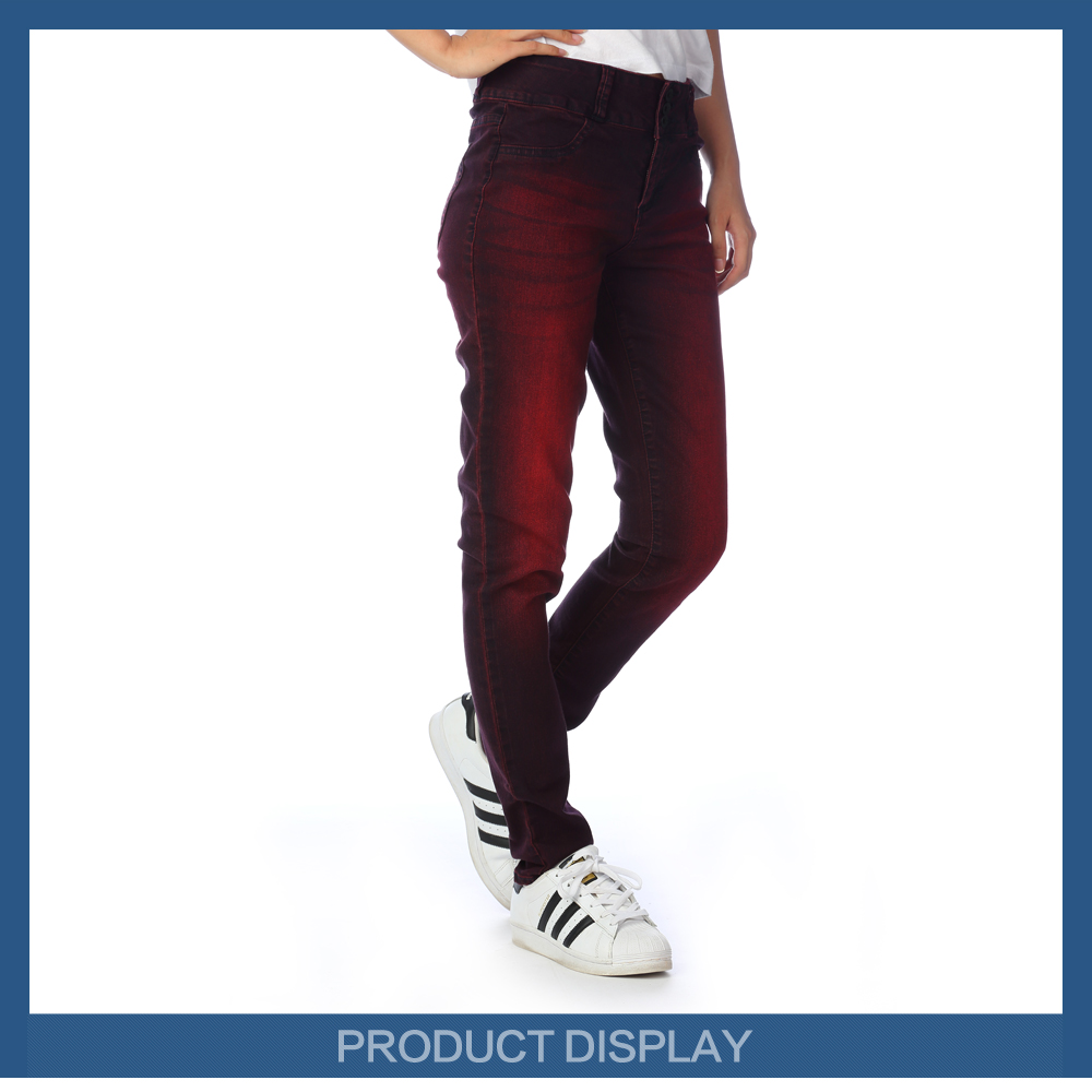 Cheap skinny jeans for women fancy sexy woman pants and jeans