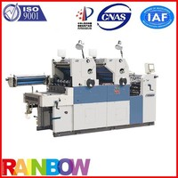 adast dominant offset used printing machinery printing machine machines with numbering and perforating