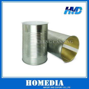 Food Grade Tinplate Can