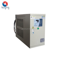 Temperature control unit/water heater for mold heating with CE