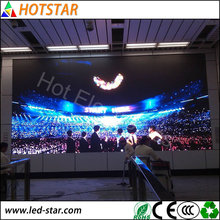 Customised Size LED Display Screen Stage Background P4.81 LED Video Wall