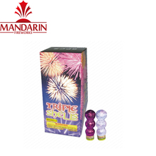 Security shipment quality control 4 inch display fireworks shells