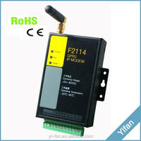 F2114 radio modem rs232/rs484 for M2M field