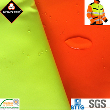 100% Poly Oxford 150D 300D High Visibility Waterproof Breathable Laminated Fabric, Lamination Fabric