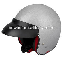 motorcross half face helmet without air vent