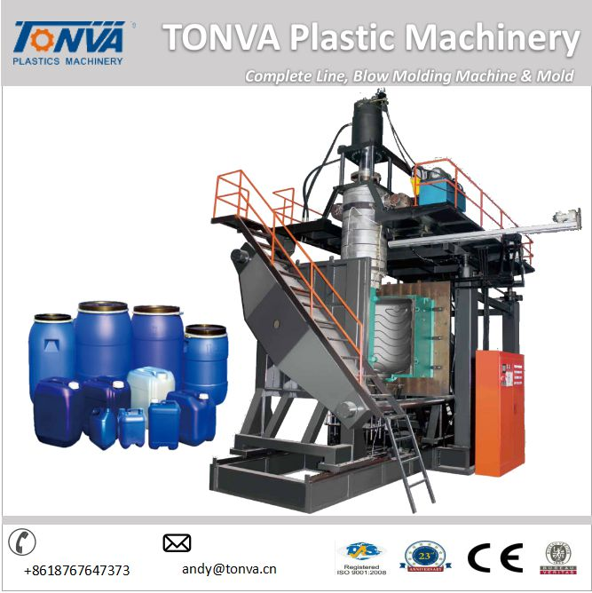 Specification of water tank blow moulding machine