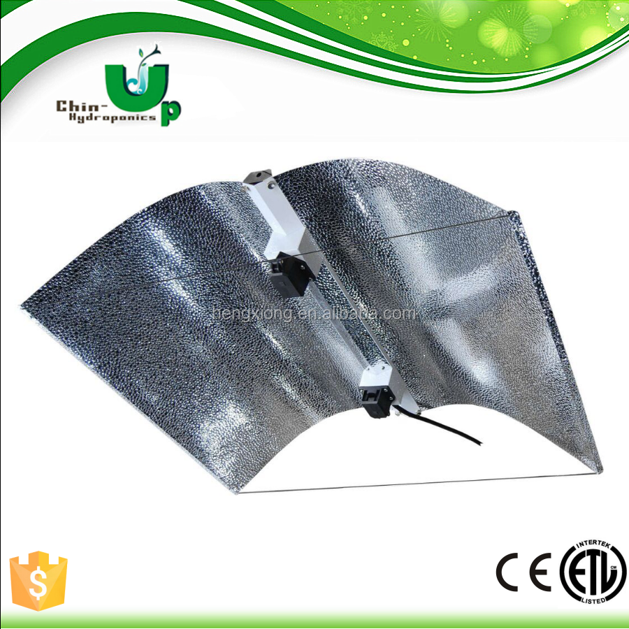 de reflector lamp reflector shade/ adjust a wing large double ended/ 1000w wing reflector