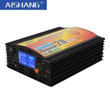 LCD Digital Display High Power Smart Intelligent Battery Charger 12V 20A