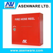 Best selling fire protection equipment fire hose reel cabinet
