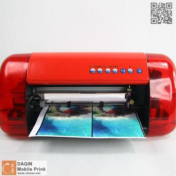 Popular 2016 hot sell custom laptop skins mobile accessories printing machine of cell phone skin