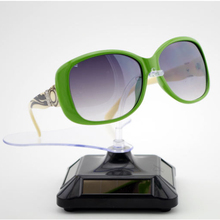 rotating acrylic sunglasses display stand for goggles