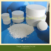 SGS qualified swimming pool chemical / sdic / tcca / cyanuric acid for sale