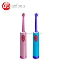 Dental bristle brushes kids round small head toothbrush