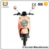 2016Morakot Vintage Style Orange Color Good Quality Fat Tire Cheap 500W/ 800W/1000W Brushless Motor Big Power Electric Scooter
