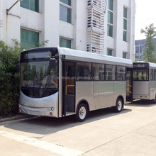chinese new toyota coaster bus for sale mini tourists elelctric shuttle bus