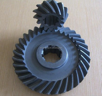 Top Quality Spiral Bevel Gear For Mechanical Transmission