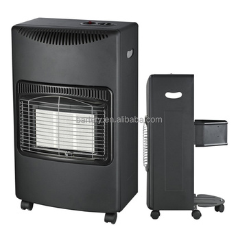 Indoor outdoor portable LPG gas room heater