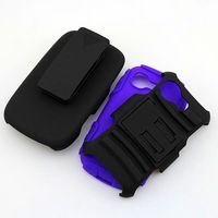holster combo hybrid kickstand cover case for samsung galaxy ring sph-m840